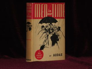 Men in Our Time. 9 Men Against Hitler. Audax
