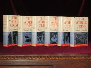 The World Crisis (In 6 volumes). Winston S. Churchill.
