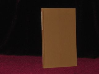 THE MAN AMONG THE SEALS Limited Edition. Denis Johnson, SIGNED