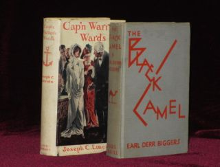 The Black Camel (Inscribed