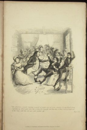 The Pickwick Illustrations