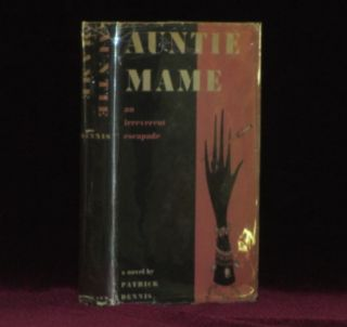 Auntie Mame. An Irreverent Escapade in Biography. Patrick Dennis