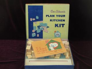 Con Edison's Plan Your Kitchen Kit. Con Edison
