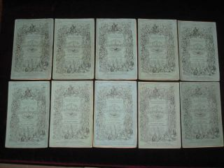 The Personal History....of David Copperfield....with illustrations By H. K. Browne (In the Original Monthly parts)