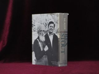 REX STOUT. A Biography