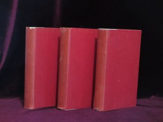 THE DECAMERON OF GIOVANNI BOCCACCI (IL Boccaccio) Now First Completely Done Into English Prose and Verse By John Payne. Three Volumes