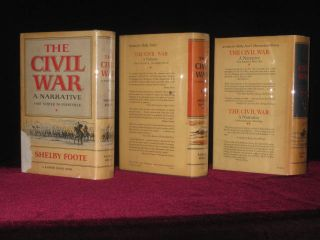 The Civil War. Inscribed to Anne Meriwether