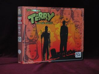 The Complete Terry and the Pirates 1941 - 1942: Volume 4. Milton Caniff