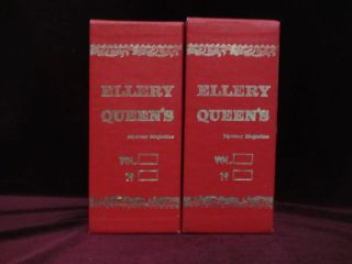 Ellery Queen's Mystery Magazine. January Through December, 1965, 12 Issues