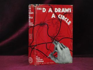 The D. A. Draws a Circle. Erle Stanley Gardner
