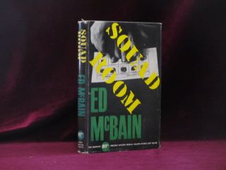 Squad Room (Signed). Ed McBain