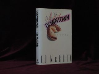 Downtown (Signed). Ed McBain
