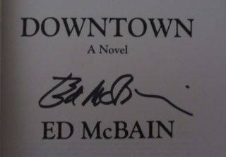 Downtown (Signed)