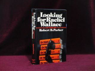 Looking for Rachel Wallace. Robert B. Parker, SIGNED