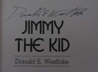 Jimmy The Kid (Signed)
