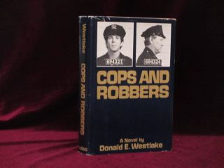 Cops and Robbers (Signed). Donald E. Westlake