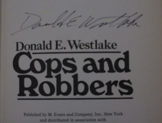 Cops and Robbers (Signed)