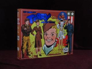 The Complete Terry and the Pirates 1943 - 1944: Volume 5. Milton Caniff