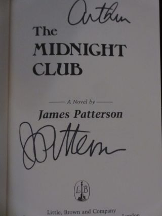 The Midnight Club (Inscribed)