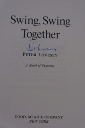 Swing, Swing Together (Signed)