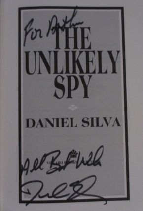 The Unlikely Spy (Inscribed)