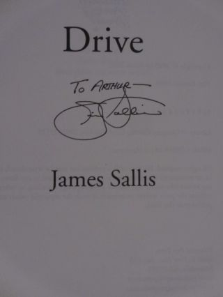 Drive (Inscribed)