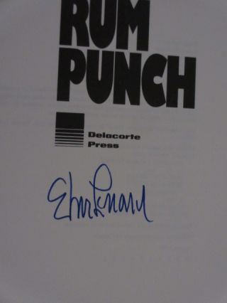 Rum Punch (Signed)