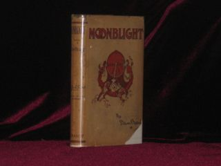 MOONBLIGHT and Six Feet of Romance [in Rare Dust jacket]. Dan Beard