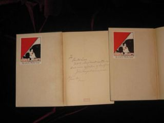 THE AUTOBIOGRAPHY OF JOHN HAYS HAMMOND [Anita Loos Copy with Her Art Deco bookplate]