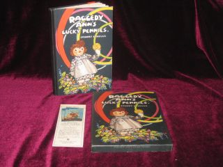 RAGGEDY ANN'S LUCKY PENNIES [In Original Box]. Johnny Gruelle