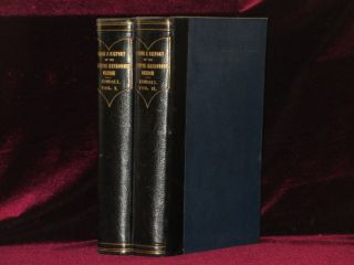 THE ORIGIN AND HISTORY OF THE PRIMITIVE METHODIST CHURCH, Two Volumes. Rev. H. B. Kendall