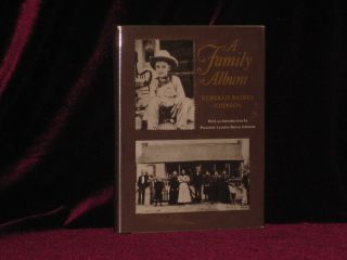 A FAMILY ALBUM (Signed By LBJ)