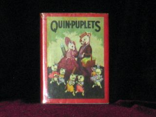STORIES OF THE QUIN-PUPLETS. Katherine Hawley