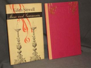 MUSIC AND CEREMONIES. Edith Sitwell.
