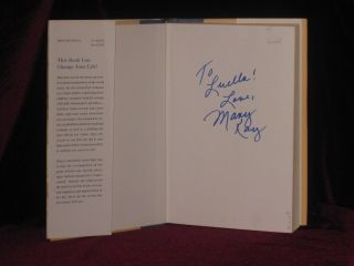 MARY KAY: You Can Have it All. Lifetime Wisdom from America's Foremost Woman Entrepreneur. Mary Kay Ash, SIGNED.
