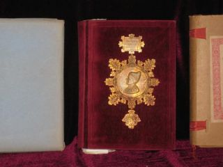 A GLANCE AT THE GRIMANI BREVIARY Preserved in S. Mark's Library, Venice