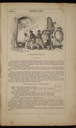 """The Comic Almanack for 1843: An Ephemeris in Jest and Earnest, Containing """"All Things Fitting For Such a Work"""""""