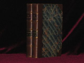 The Newcomes. Memoirs of a Most Respectable Family. Two Volumes. W. M. Thackeray