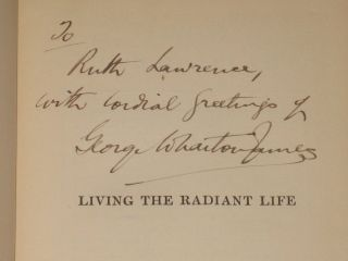 Living the Radiant Life [Signed]