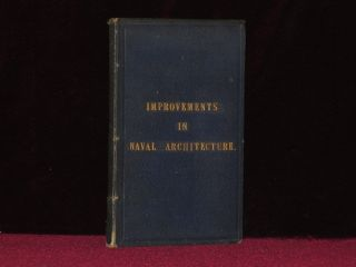 Improvements in Naval Architecture (Inscribed). Oliver Lang, Esq