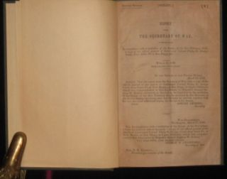 Report from the Secretary of War, Communicating, in Compliance with a Resolution of the Senate, of the 21st February, 1849, a Copy of the Official Journal of Lieutenant Colonel Philip St. George Cooke, from Santa Fe to San Diego, Etc. Philip St. George Cooke.