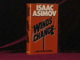 The Winds of Change. Isaac Asimov.