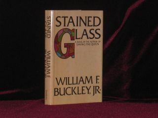 Stained Glass. William F. Buckley