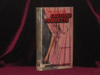 The Case of the Cautious Coquette. Erle Stanley Gardner.