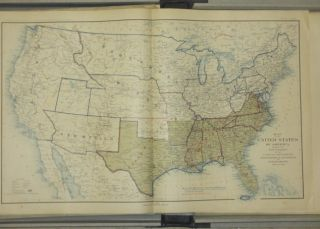 Atlas to Accompany the Official Records of the Union and Confederate Armies.