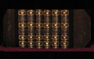 History of the United States of America from the Discovery of the Continent (In Six volumes). George Bancroft.