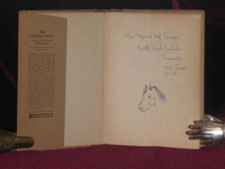 The Drifting Cowboy (Inscribed and with an Original Drawing)