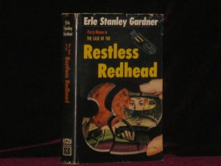 The Case of the Restless Redhead. Erle Stanley Gardner.