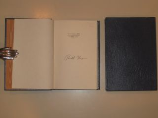 In the Arena. A Memoir of Victory, Defeat, and Renewal (Signed). Richard Nixon