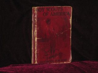 Boy Scouts of America, The Official Handbook for Boys. Boy Scouts of America.